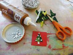 that artist woman: Chiristmas Inchies Version 2