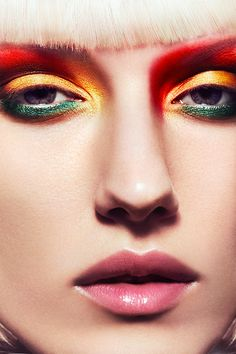 Beautiful captures by German beauty photographer Tamara Williams. More beauty photography via Behance