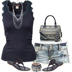 Untitled #1092 by mzmamie on Polyvore