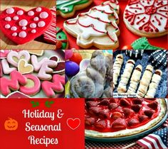 Mommy's Kitchen - Old Fashioned & Country Style Cooking: Holiday & Seasonal Recipes