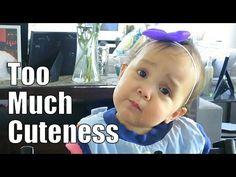 Too Much Cuteness! - April 17, 2015 -  ItsJudysLife Vlogs