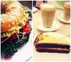 Juli aß auswärts im Veganz - leeeecker!  http://foodsandeverything.wordpress.com/2014/11/12/vegan-wednesday-30-ein-brot-kommt-selten-allein/