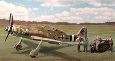 Focke Wulff Fw 190 D-9