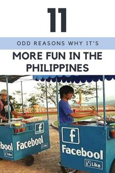 11 Odd Reasons Why It's More Fun To Live In The Philippines - TCF Daily