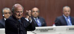 En medio del escándalo, Joseph Blatter fue reelegido en la FIFA