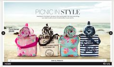 H Picnic with style
