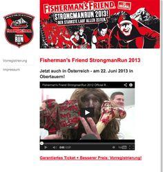 Die offizielle Seite vom Fisherman`s Friend Strongmanrun 2013 in Österreich - www.strongmanrun.at