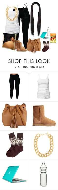 """""""Sitting in class bored asf , 4th hourrr"""" by daisyflowers-clxxi ❤ liked on Polyvore featuring James Perse, ALDO, UGG Australia, Brooks Brothers, 10 Bells, Speck and Sagaform"""
