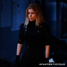 See Kate Mara star as Sue Storm in Fantastic Four this August.