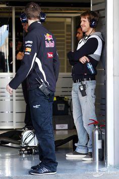 Sebastian Vettel, Red Bull Racing at February Jerez testing High-Res Professional Motorsports Photography Ferrari Scuderia, Red Bull Racing, Formula One, Regrets, F1, Motorcycle Jacket, Champion, Times, Cars