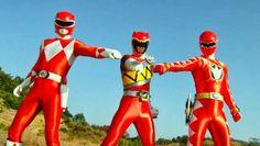 Red Rangers Unite