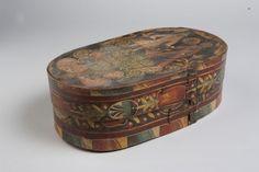 Huwelijksdoos (1780-1820) 1
