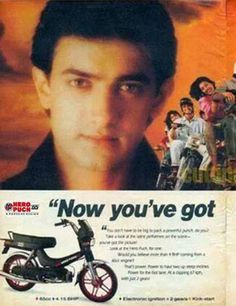 Collection of vintage Indian ads and commercials promoted by popular film personalities and sportsmen for various products. Vintage India, Vintage Ads, Vintage Prints, Vintage Posters, Old Advertisements, Advertising, Quirky Decor, Indian Prints, Vintage Bollywood