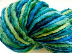 Blue Lagoon Handspun Yarn