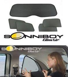 Sonniboy VW Touran Typ 1T ab 2010 Sonnenschutz 5tlg Skoda Fabia 2, Vw Touran, Ebay, Sun Protection, Autos, Solar Shades, Kids