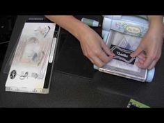 ▶ How to use Sizzix Stitched Framelits - YouTube