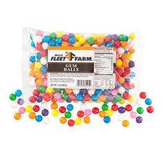 Mills Fleet Farm Gum Balls - 16 Oz. - Mills Fleet Farm