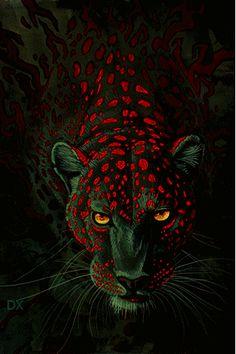 ideas wallpaper desktop nature animals for 2019 Tier Wallpaper, Animal Wallpaper, Wallpaper Desktop, Nature Wallpaper, Big Cats Art, Cat Art, Fantasy Creatures, Mythical Creatures, Art Tigre