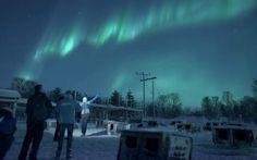 Video Thumbnail - vimeo - Northern lights: Nature's own rhythms