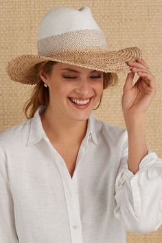 You re sure to have fun in the sun in our straw Havana Hat! cd9c0b3baa82