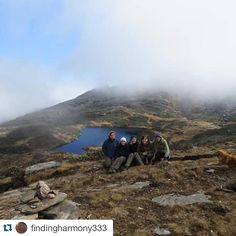 #Repost @findingharmony333 It was cloudy but @phuntsod managed to get a good shot of us gals near one of the #tsho #bumjarimchachap #thelakes #pahzoding #bhutan #ispyapi #studyabroad #internabroad