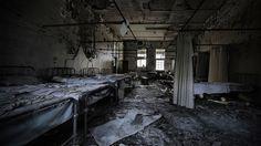 Cane Hill Asylum, Croydon, London