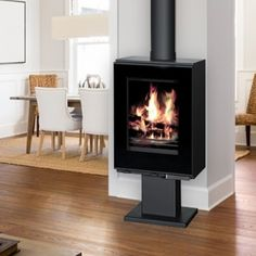 Foyer, Stove, Home Appliances, Wood, Combustion Chamber, Refractory Brick, Home, House Appliances, Range