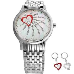 Spreesy is Joining the CommentSold Family! Selling On Pinterest, Jewelry Website, Stainless Steel Case, Personalized Jewelry, Bracelet Watch, Quartz, Ladies Watches, Pearls, Vampire Clothing