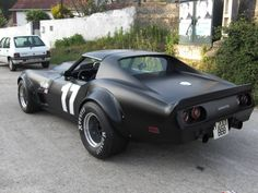 Got to love #10 corvette (I'm a woman so probably have to be nice, but f... It looks good!)