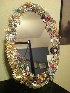 Broach Mirror
