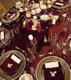Minha Boutique de Luxo: #Marsala - A cor do ano invade os casamentos!