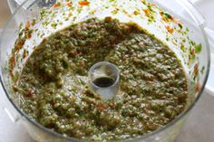 """Sofrito...a puerto rican seasoning that no """"true Puerto rican"""" should be without..."""