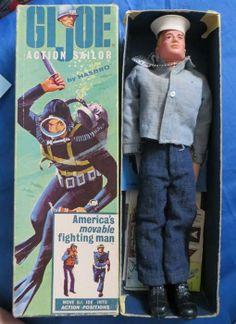 Found on EstateSales.NET: Vintage GI Joe