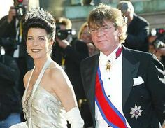 Caroline's third and present husband is Prince Ernst August of Hanover, Duke of Brunswick, head of the House of Hanover which lost its throne in 1866. The couple married in Monaco on 23 January 1999. They have one child together: Princess Alexandra Charlotte Ulrike Maryam Virginia of Hanover, born 20 July 1999 in Austria. In 2009, it was reported that Caroline had separated from Ernst August and returned to live in Monaco.