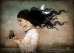 She Likes the Night by Christian Schloe