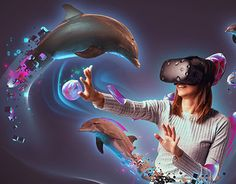 "Check out new work on my @Behance portfolio: ""VR Keyvisuals"" http://be.net/gallery/57834283/VR-Keyvisuals"