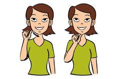 American Sign Language good morning American Sign Language ...