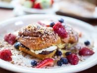 Croissant French Toast Recipe : Ree Drummond : Food Network Saw this on her show and can't wait to try it!