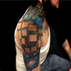 Jesse Rix Tattoos