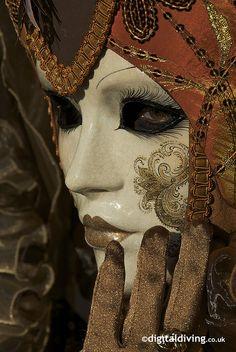 mask, venezia