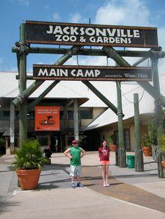 Jacksonville Zoo, Jacksonville, Florida
