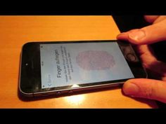 iPhone fingerprint sensor hacked by Germany's Chaos Computer Club. Biometrics are not safe, says famous hacker team who provide video show. Iphone 5s, New Iphone, Apple Iphone, Cyber Security Software, How Do You Hack, Finger Print Scanner, Apple New, Internet, Technology