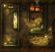 Armourer's Store by Cisticola on @DeviantArt