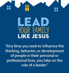"""Any time you seek to influence the thinking, behavior, or development of people in their personal or professional lives, you take on the role of a leader."""