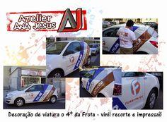 Atelier Ana Jesus: Decoração de viaturas
