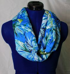 Tropical Infinity Scarf
