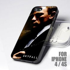 SkyFall James Bond for iPhone 4 and 4S