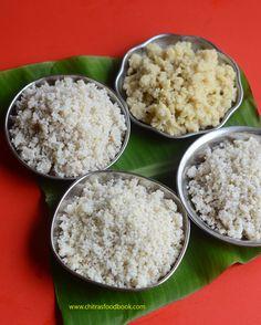 How To Cook Millet – Thinai, Varagu, Samai, Kuthiraivali, Kambu | Chitra's Food…