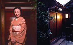 We are a global and creative design studio in Geneva, Tokyo and Beijing. Interior Architecture, Interior Design, Marble Floor, Japanese Outfits, Traditional Japanese, Tokyo Japan, Wooden Doors, Geisha, Outdoor Lighting
