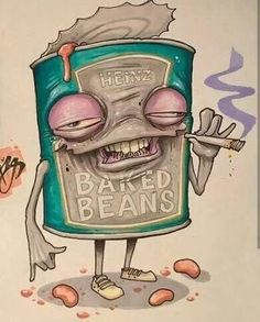 The expert source on how to grow marijuana by Robert Bergman, Amsterdam author of the Grow Bible. Trippy Drawings, Pencil Art Drawings, Art Drawings Sketches, Cartoon Kunst, Cartoon Art, Marijuana Art, Cannabis, Ganja, Drugs Art